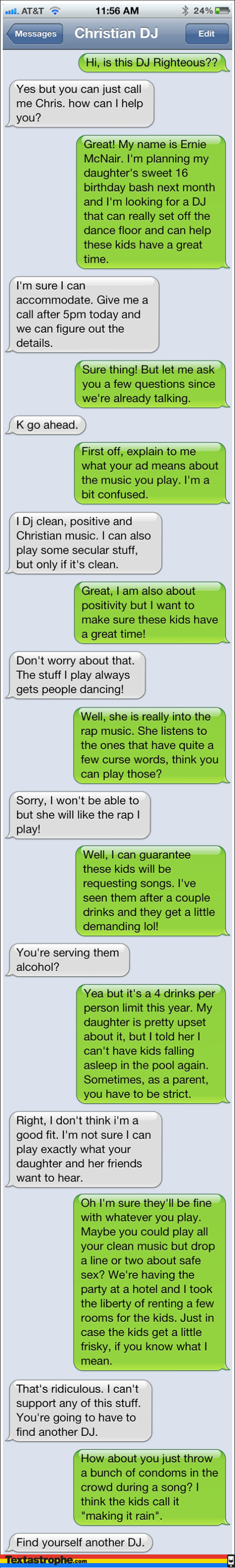 Prank Texts