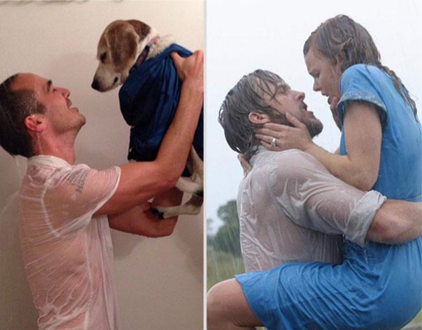 The Notebook Reenacted