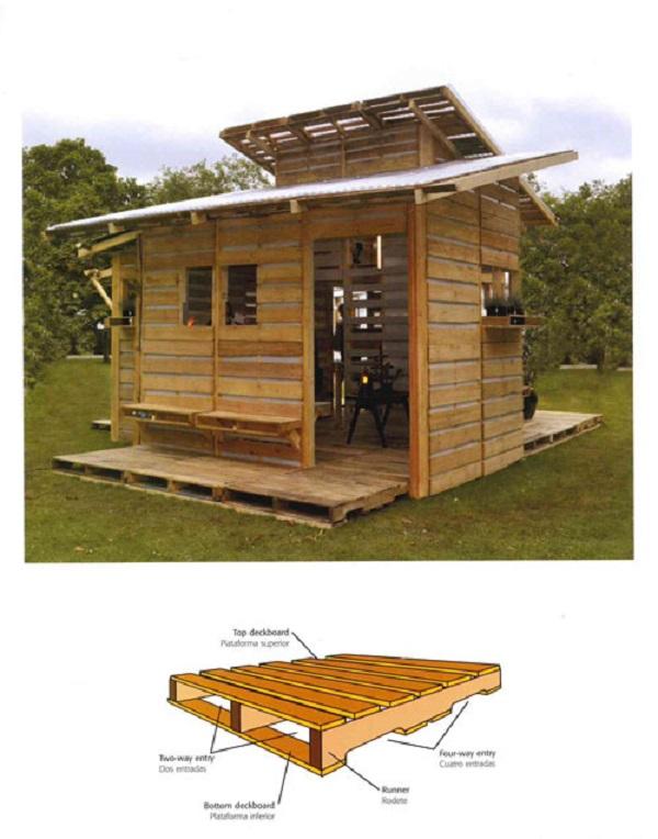 I Beam Design Pallet House Pdf | Home Design Ideas