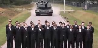 Tank Brake Test