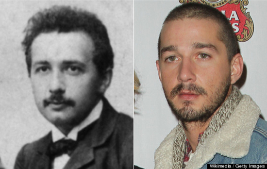 Historical doppelgangers: Celebrities and their old-time ...
