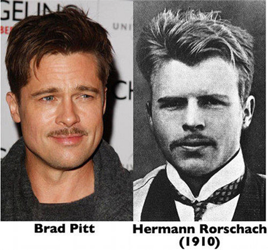 25 Celebrities With Historical Look Alikes That Will Blow Your Mind | BoredomBash