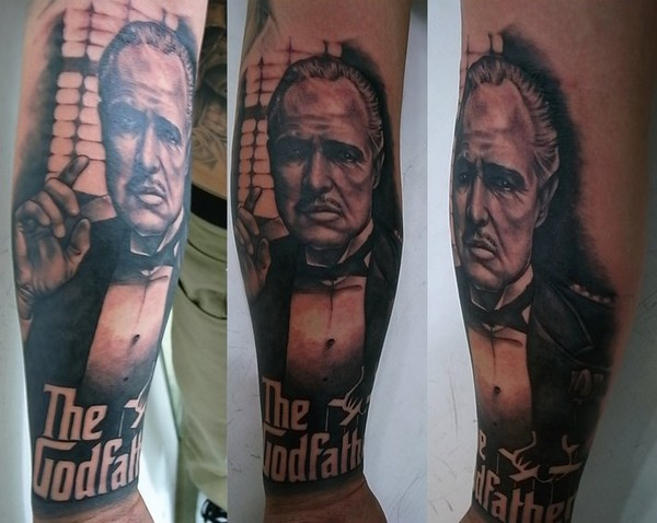 godfather_movie_marlon_brando_black_white_tattoo