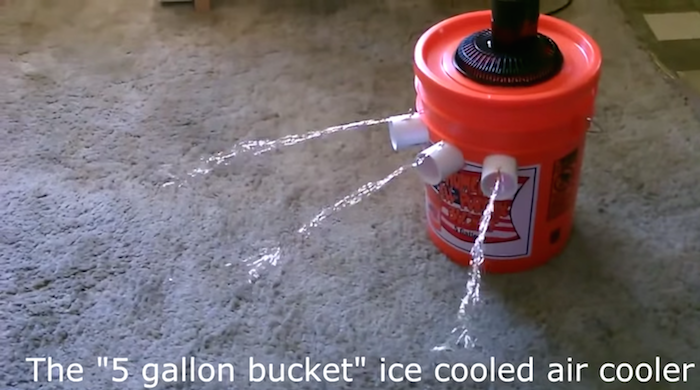 DIY Air Conditioner Tutorial