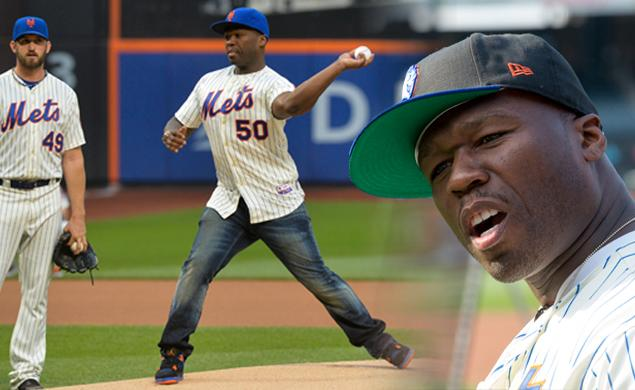 50 Cent Pitches