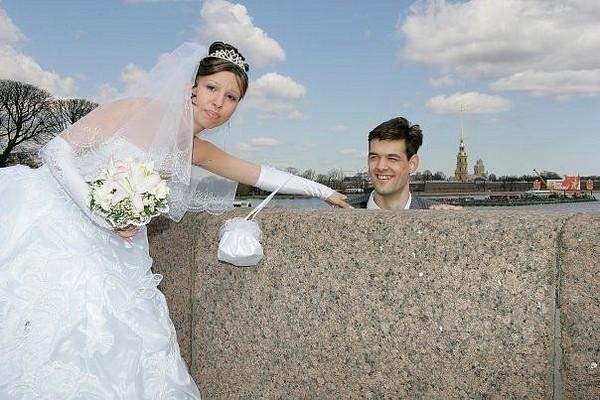 Bad Wedding Photo