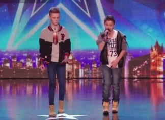 Bars and Melody on BGT