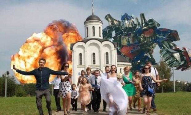 Church Attack