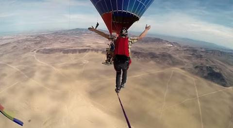 GoPro Tightrope