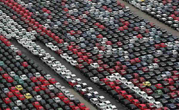 Unsold Cars in Spain