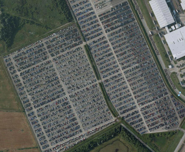 Where Unsold Cars Go