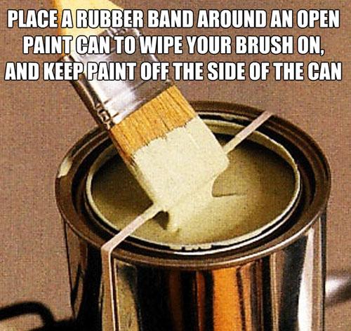 Paint - life hack