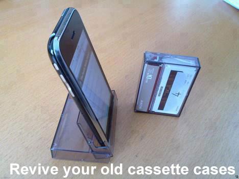 Cassettes - life hack