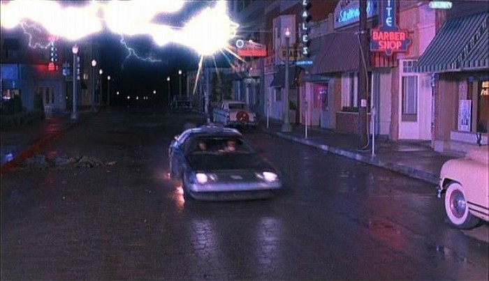 Back to the Future (1)