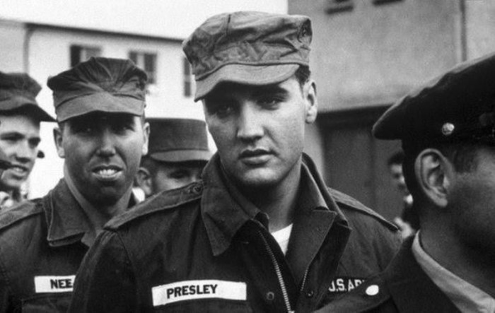 Elvis Army Photo