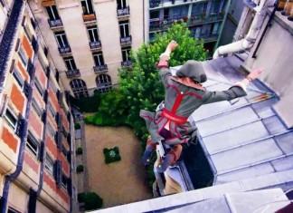Assassins Creed Parkour