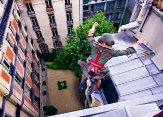 Assassins Creed Parkour