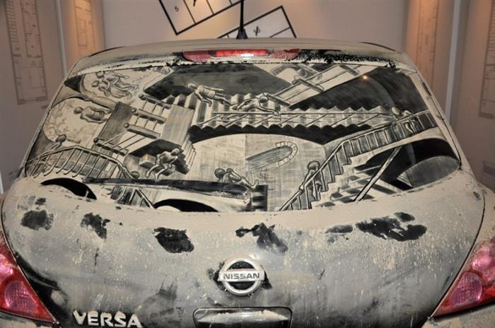 Dirty Car Art (10)