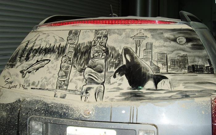 Dirty Car Art (11)