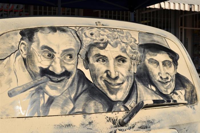 Dirty Car Art (12)