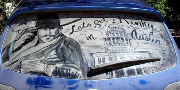 Dirty Car Art (3)
