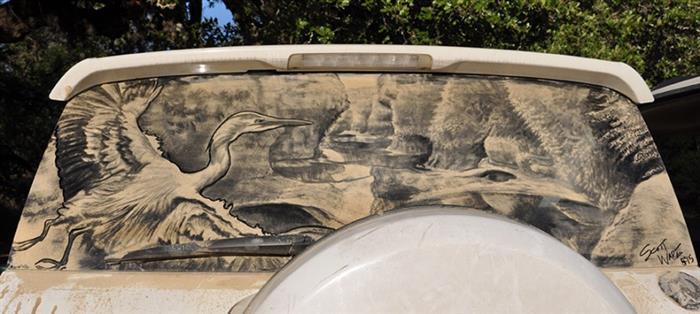 Dirty Car Art (4)