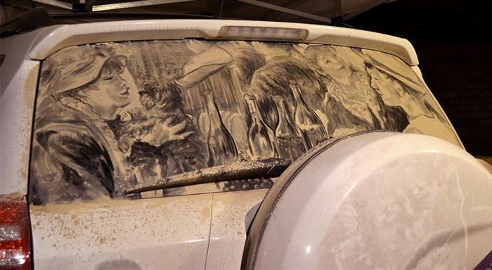 Dirty Car Art (5)