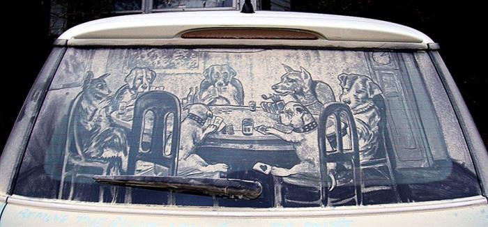 Dirty Car Art (7)