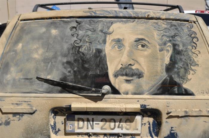Dirty Car Art (8)