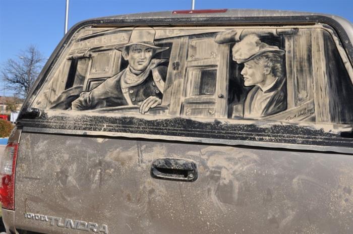 Dirty Car Art (9)