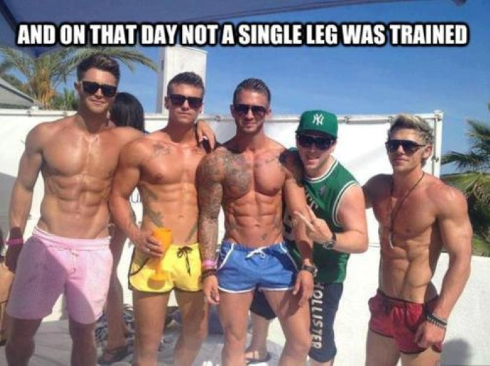25 reasons why you should never skip leg day at the gym