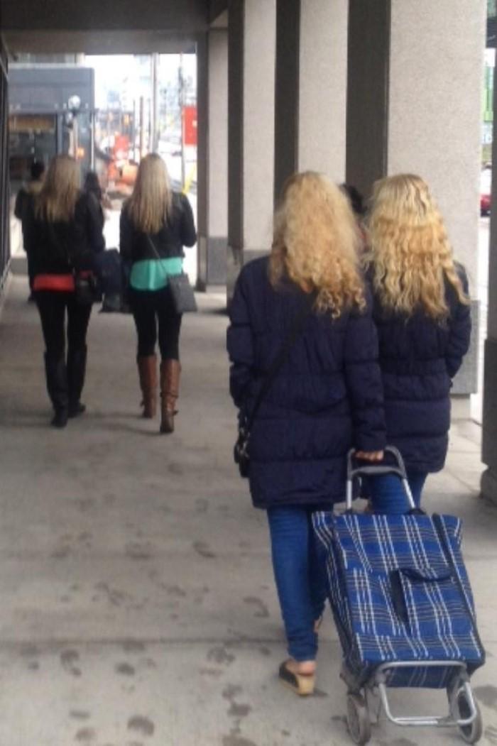 Weird Doppelgangers (19)