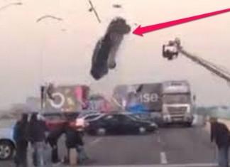 Film Set Accident