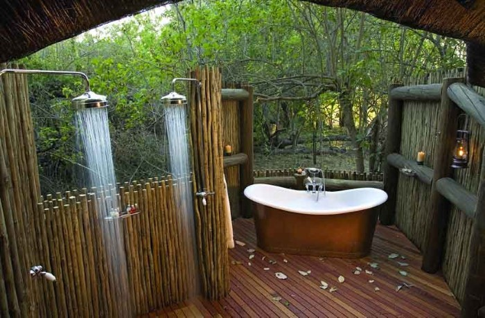 Weird bathrooms