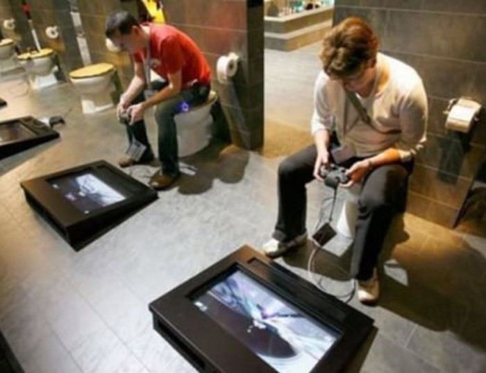 Some Of These Weird Bathrooms Are Totally UNBELIEVABLE