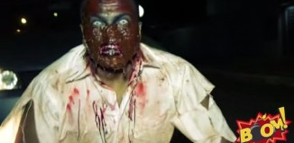 Boom - Zombie Attack Taxi Prank
