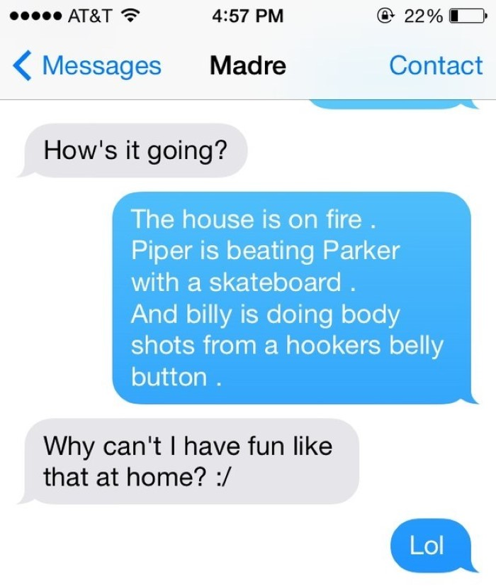 30 Texts Where Kids Are Getting OWNED By Their Parents