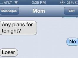 Parents Texts