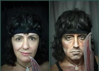 Amazing Celeb Make Up