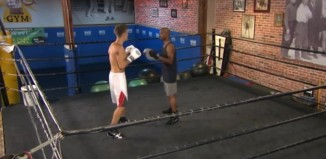 Conan Justin Bieber's Boxing Lessons With Floyd Mayweather