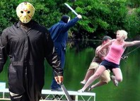 Friday The 13th Halloween Prank