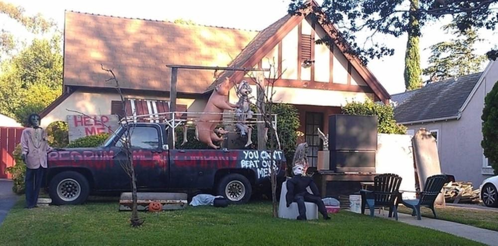 Front Yard Halloween Ideas Part - 44: Halloween Ideas