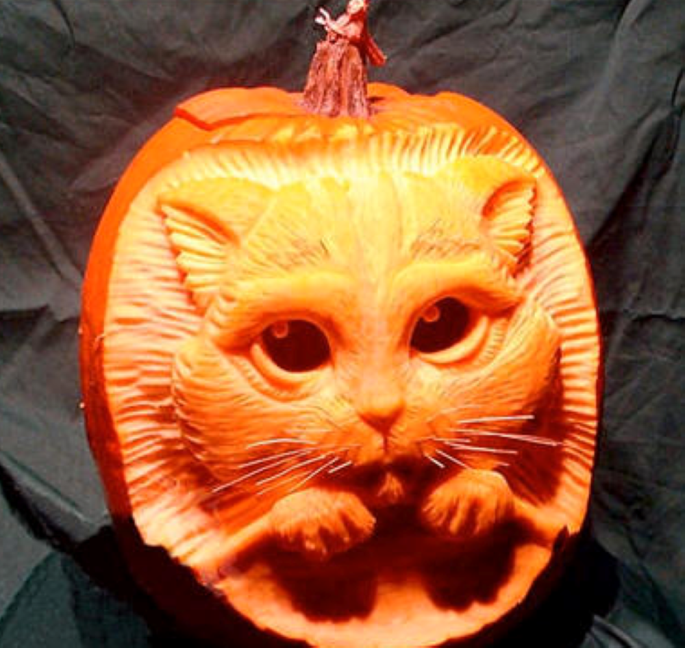 20 Halloween Pumpkins You 39 Ll Wish You Carved Boredombash