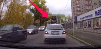 Russian Dashcam