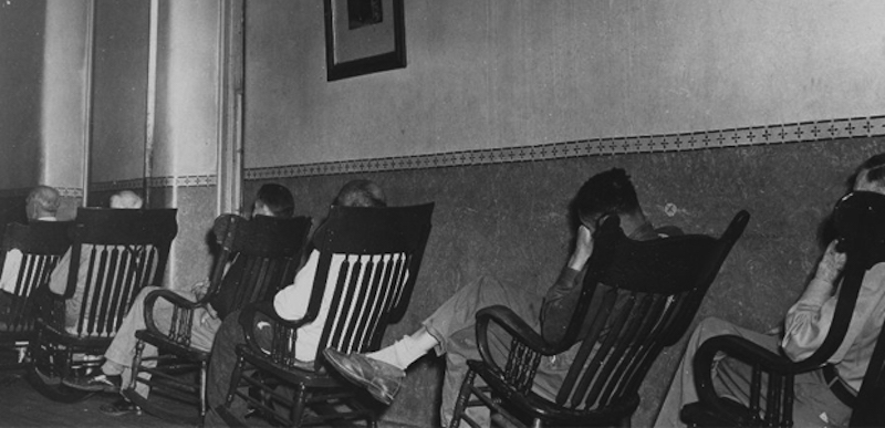 Topeka State Hospital Patients