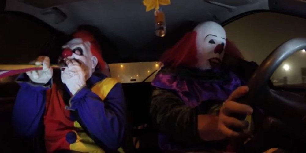The Killer Clown Prank Returns Boredombash