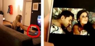 Snooping on Boyfriend's Phone Prank Viral Brothers