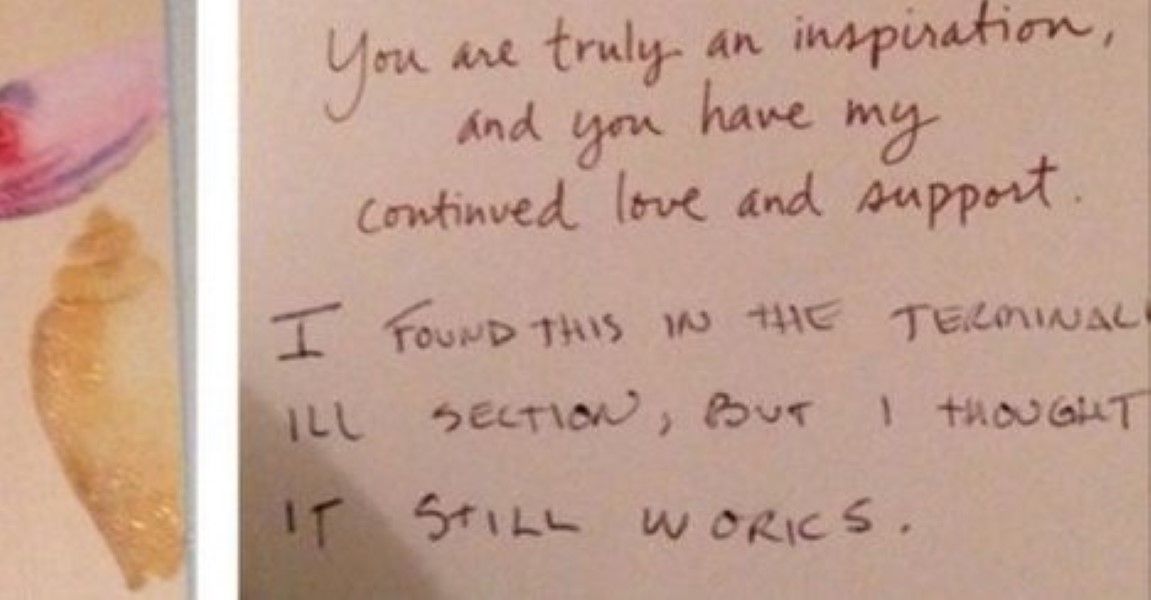 After His Dad Cheated On His Mom, This Son Gave His Mom The Sweetest Card  EVER!