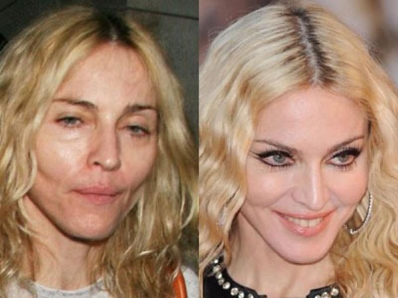 You Won't Believe These Celebrities Without Make Up! | BoredomBash