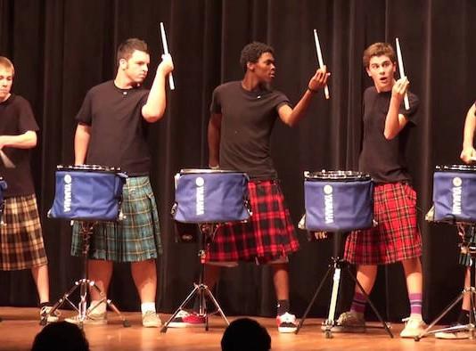 kilt drums